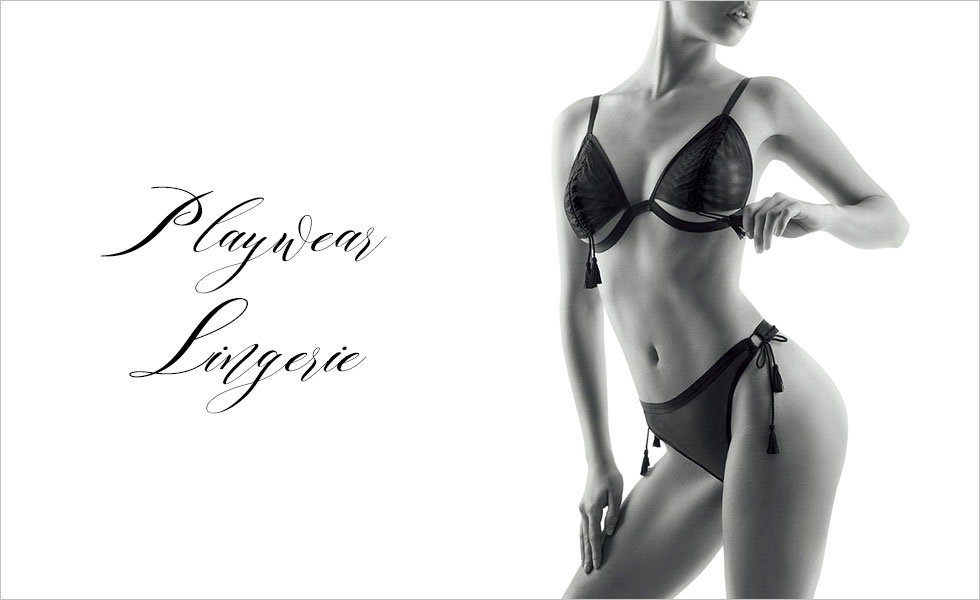 Playwear Lingerie -Boite a Desir